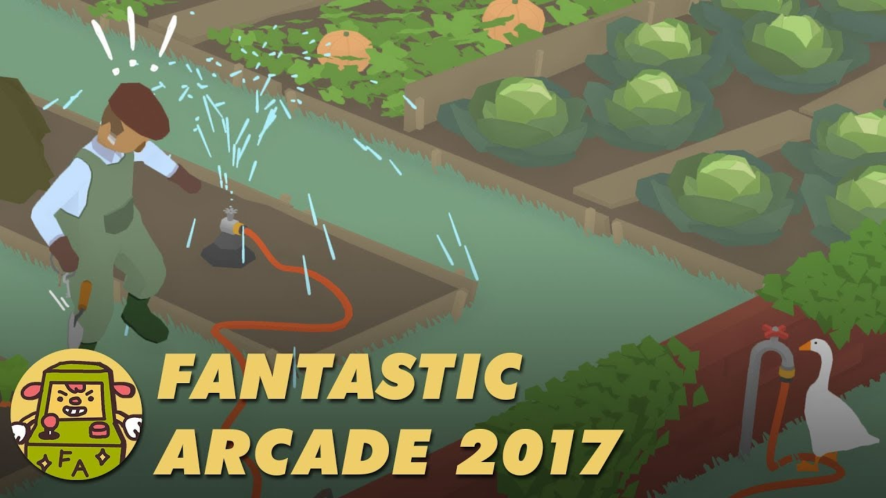 Fantastic Arcade 2017 Untitled Goose Game Developer