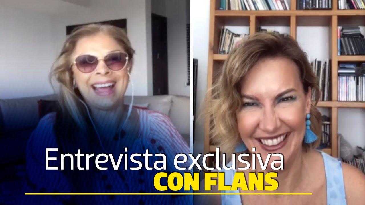 Entrevista exclusiva con Flans