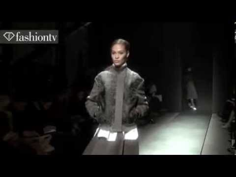 Joan Smalls: Model Talks Fall Winter 2013 2014 Fashion Week