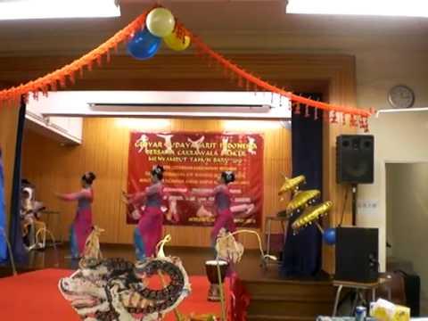 jaipong daun pulus (full video)