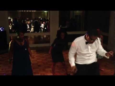 Azonto Wedding Dance