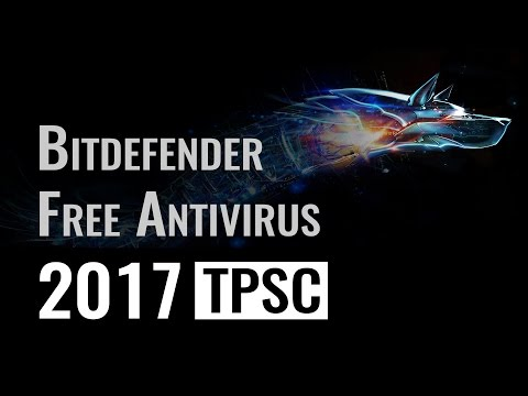 Bitdefender Free Antivirus 2017 Review