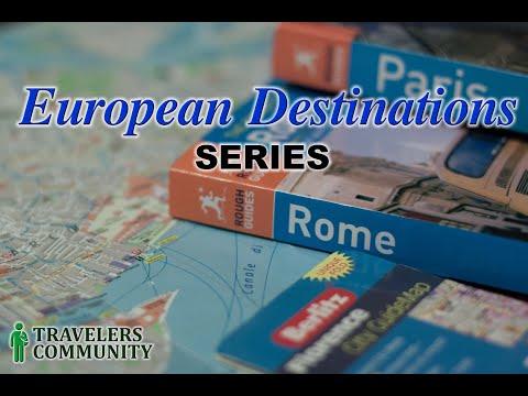 European Destinations: Quick Tour in Madrid, Spain
