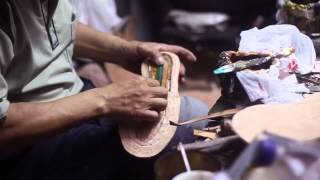 Santalum Video - Deus Ex Machina Custom Boots by Santalum, Handmade Veldtschoen Construction