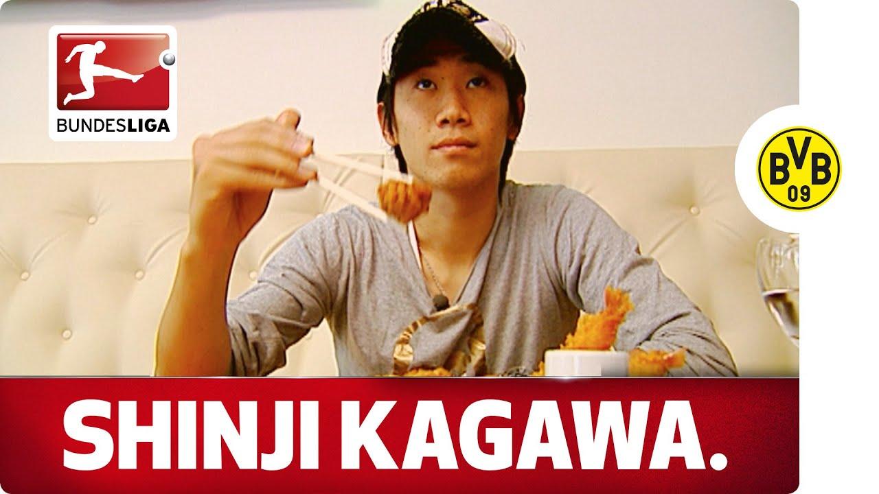 Shinji Kagawa 香川真司 – The Prodigal Son Returns