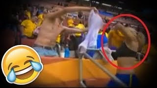 ►► Funny Women's Football - Funny Moments, Bloopers, Fails