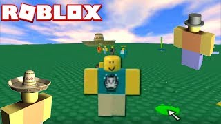 The First ROBLOX Hats (2007)