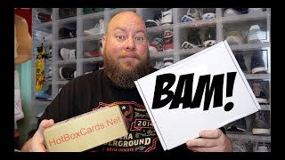 BAM BOX Pop Culture Mystery Box May 2019 Unboxing + Hot Box Cards Subscription Box