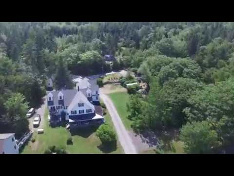 Gray Homestead Oceanfront Camping: Aerial View