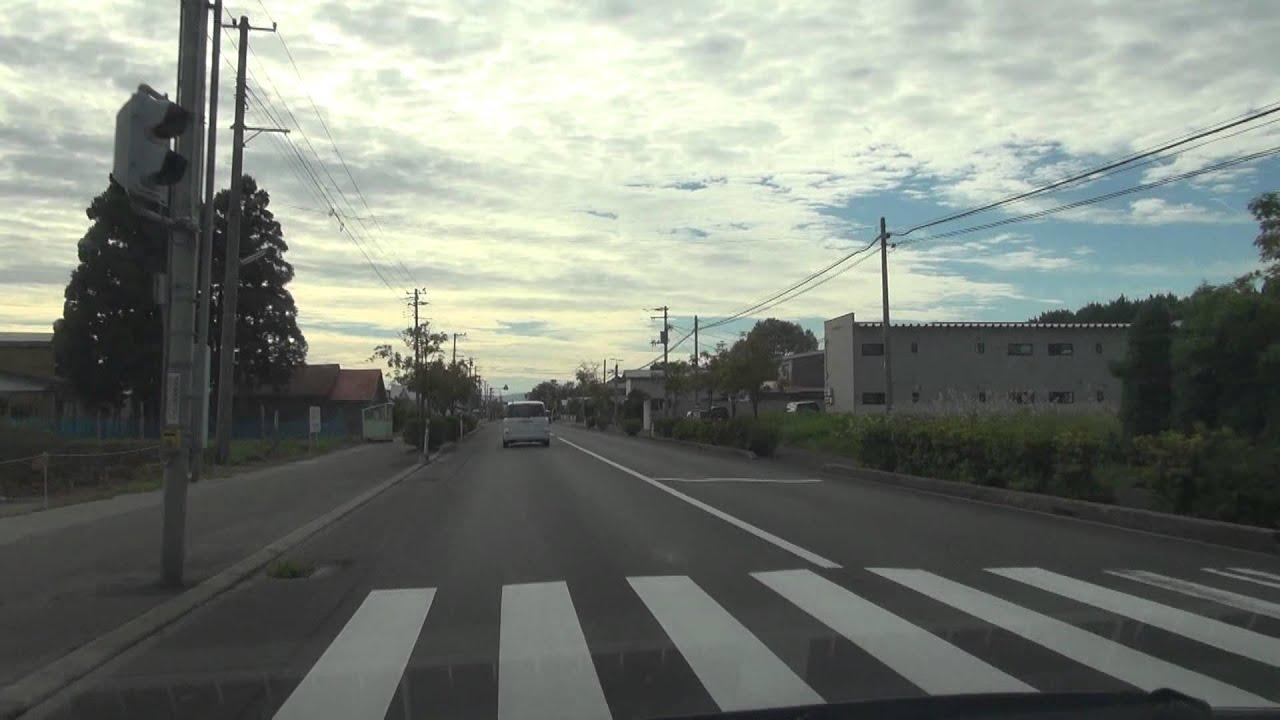 青森県道176号赤川下北停車場線...