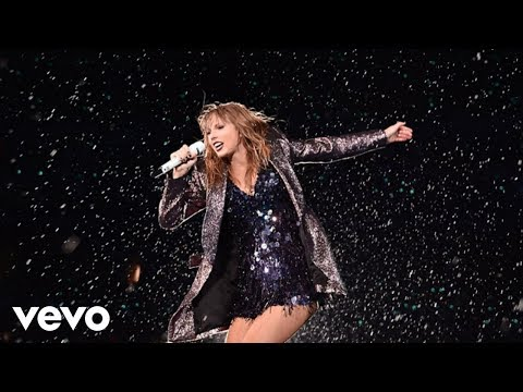 Taylor Swift - Begin Again (Live from reputation Stadium Tour)