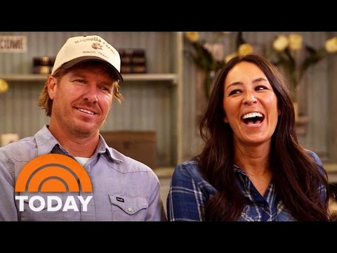 Chip And Joanna Gaines On Their Dreams, How They Got Their Start (Full Interview) | TODAY