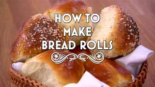 How To Make Bread Rolls | The Great Canadian Baking Show