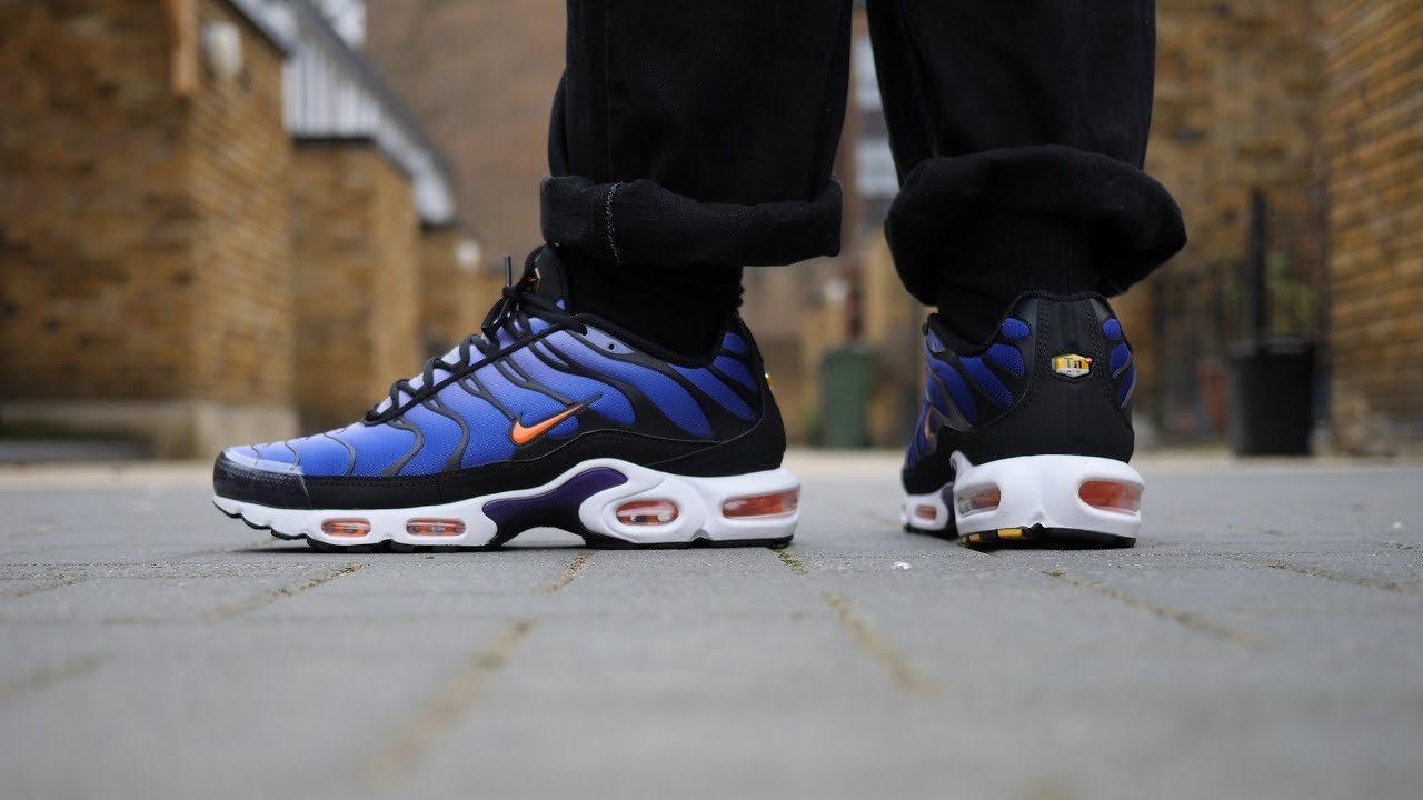 info for e0aff e0e95 Air Max Plus OG  Tuned 1  Review   On Feet (Midnight Purple)