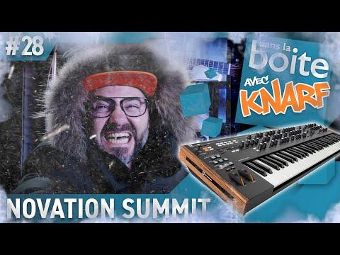 KNARF dans les traces de Mike Horn vers le NOVATION SUMMIT - dans la boite (vidéo de La Boite Noire)