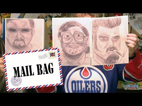 """Mailbag - """"Trailer Park Boys"""" Open Fan Mail (SwearNet Sneak Peek) from YouTube · Duration:  3 minutes 19 seconds"""