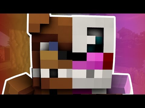 Minecraft Fnaf: Sister Location - Funtime Foxy Remembers The Past (Minecraft Roleplay)