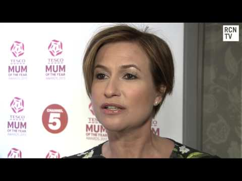 Emma Forbes Interview - Mum Of The Year Awards 2013