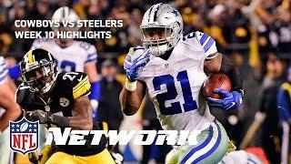 Cowboys vs. Steelers Highlights with Deion Sanders & LT | GameDay Prime | NFL Network