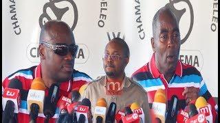 CHADEMA yawakuta na hatia Kubenea na Komu wavuliwa nafasi zao