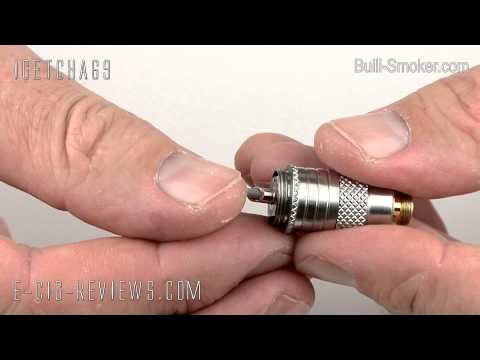 REVIEW OF THE BULLI A2-T REPAIRABLE ATOMISER