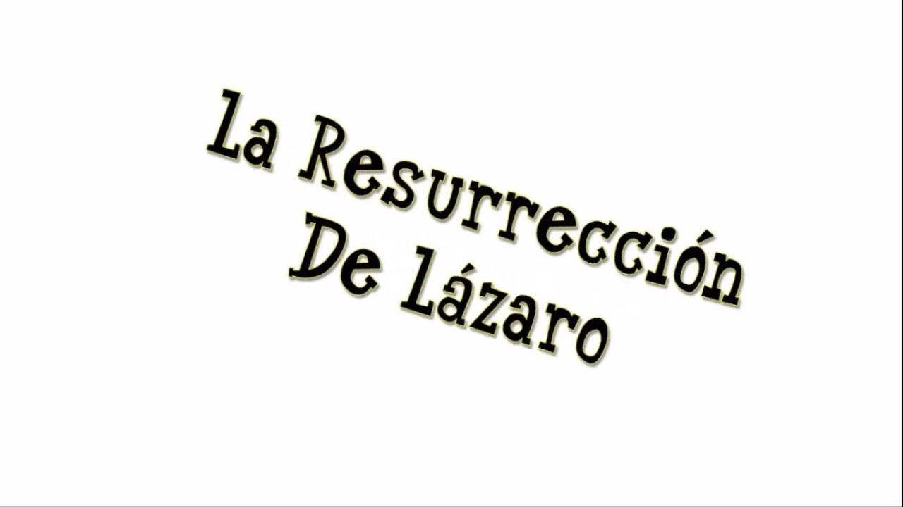 La Resurrección De Lázaro | Historias de la Biblia para Niños de 3 a ...