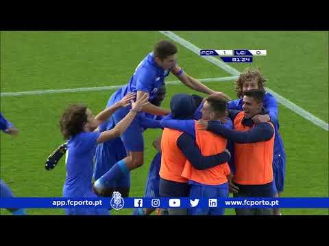 Formação: Sub-19 - FC Porto-Leixões SC, 1-0 (CNJA, 1.ª fase, 9.ª jor, 27/10/18)