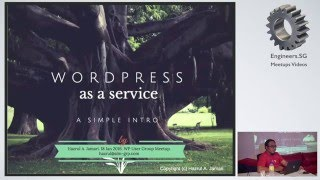 How WordPress is used as a SaaS - WordPress Singapore