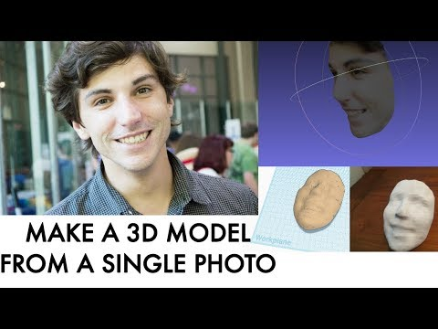 3D Scan From Photos! Make a 3D Model With Free Software!
