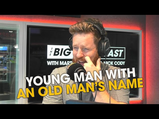 Young Man With An Old Man's Name | Triple M