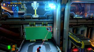 LEGO Batman 3: Beyond Gotham - Characters Glitch to Different Parts of the Level
