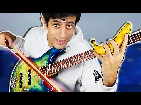 This Bass video will make you question your sanity