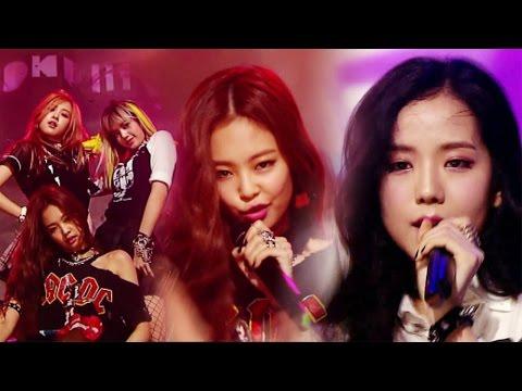 《Debut Stage》 BLACKPINK (블랙핑크) - BOOMBAYAH (붐바야) @인기가요 Inkigayo 20160814