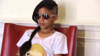 "BABY KAELY DAY AND THE LIFE   ""DAY 1"" 10YR old rapper"