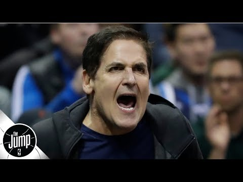 Reacting to Mark Cuban's comments about NBA star movement  The Jump