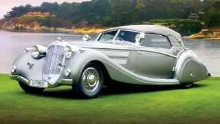 1937 Horch 853 Voll & Ruhrbeck Sport Cabriole