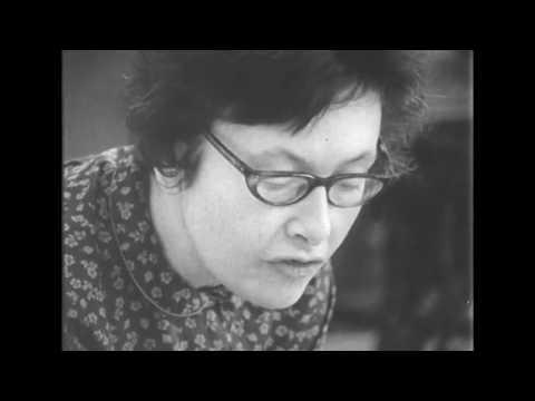 USA: Poetry Episode Denise Levertov and Charles Olson