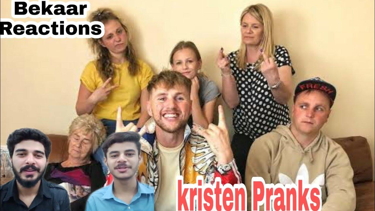 Pakistani Reacts on Weirdest Brother Ever   Kristen & Broyany Hanby   Uncut Video   Bekaar Reactions