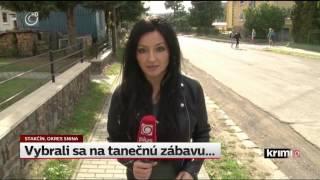 Disko-Útek z domova a podpaľač//Snina-Stakčín//