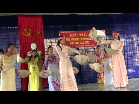 Màn chào hỏi Hội thi khối 1 (2012 - 2013) Tiểu học Xuân Ái Văn Yên