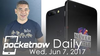OnePlus 5 images emerge, Samsung Galaxy S8 deals & more   Pocketnow Daily