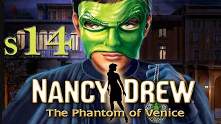 Nancy Drew: The Phantom Of Venice S14 - Chinese Puzzle Box