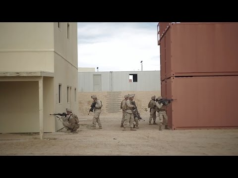 Marines Conduct Urban Assault - ITX 2-16