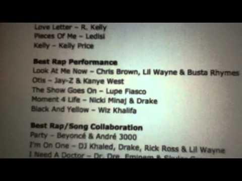 Chance the Rapper's New Album The Big Day Credits: Bon Iver, Nicki Minaj, Death Cab, More