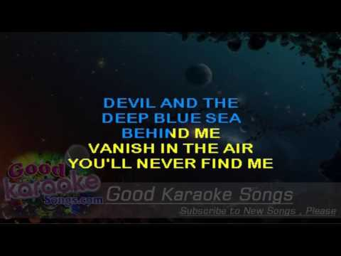 Wrapped Around Your Finger  - The Police (Lyrics Karaoke) [ goodkaraokesongs.com ]