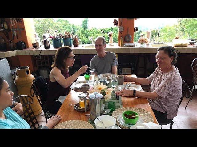 Morning Hike @ La Villa Bonita Mexican Culinary Vacation