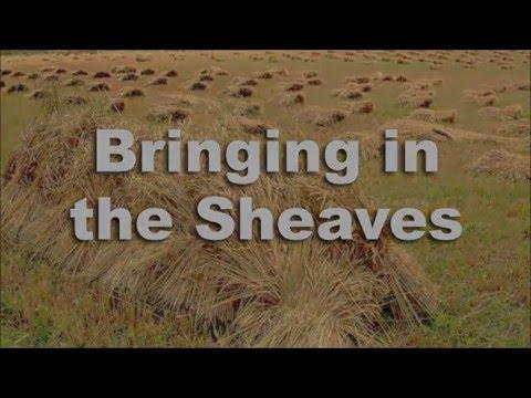 Bringing in the Sheaves - Lyrics