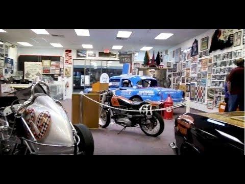Living Legends Of Auto Racing Museum In Daytona Beach Florida