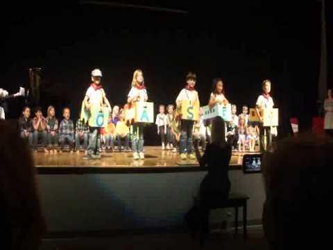 Theos Kindergarten Production: Casey Junior