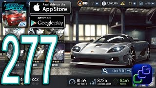 Repeat youtube video NEED FOR SPEED No Limits Android iOS Walkthrough - Part 277 - Car Series: Stratosphere Chapter 5